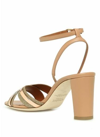 Malone Souliers Sandalet Altın